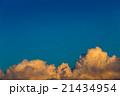 夕焼雲 21434954