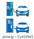 自動車 スタンド ベクターのイラスト 21450943