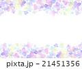 水彩 あじさい フレーム 21451356