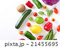 野菜 集合 多種類の写真 21455695