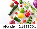 野菜 集合 多種類の写真 21455701