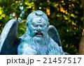 高尾山の天狗(東京都の風景) 21457517