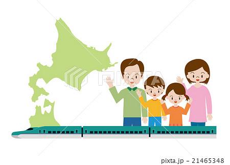 北海道新幹線 21465348