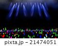 ライブ会場_サイリウム 21474051