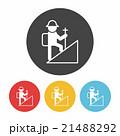 climbing icon 21488292