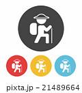 climbing icon 21489664
