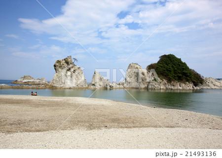 浄土ヶ浜 三陸復興国立公園 21493136