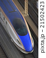 流し撮り 北陸新幹線 新幹線の写真 21502423