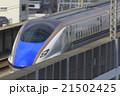 流し撮り 北陸新幹線 新幹線の写真 21502425