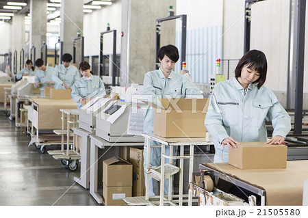 倉庫 工場イメージ 21505580