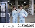 ビジネス 工場イメージシーン 21506805