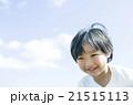 人物 ポートレート 子どもの写真 21515113