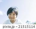 人物 ポートレート 子どもの写真 21515114