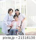 介護 ナース 女医の写真 21516130