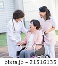 介護 ナース 女医の写真 21516135