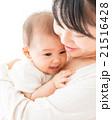 赤ちゃん 母親 親子の写真 21516428