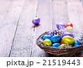 イースター たまご 卵の写真 21519443