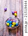 イースター たまご 卵の写真 21519444