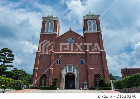 長崎 教会 カトリック浦上天主堂 21520240