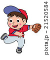 少年野球のピッチャー 21520584