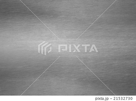 Sheet metal silver solid black background 21532730