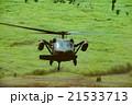 陸上自衛隊 多用途ヘリコプター UH-60JA着陸 21533713