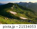 北アルプス 双六岳 三俣蓮華岳の写真 21534053