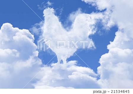 鶏雲 21534645
