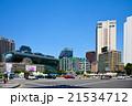 韓国 ソウルの街並み 21534712