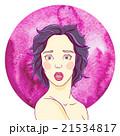 女の子 女児 女子のイラスト 21534817