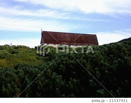羊蹄山の避難小屋 21537421