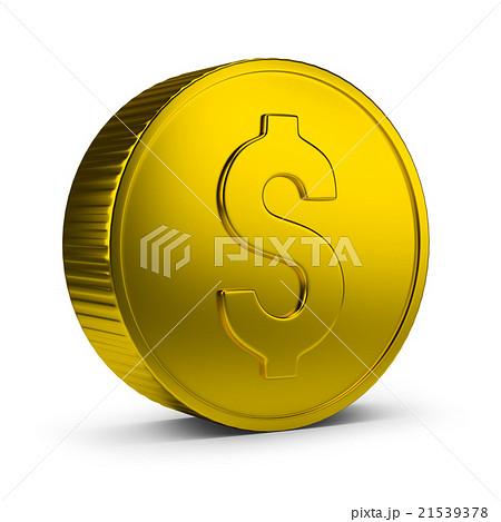 Gold Coin 21539378