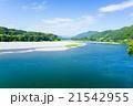 日本一の清流 仁淀川 21542955