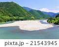 高知県 夏の四万十川 21543945