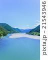高知県 夏の四万十川 21543946