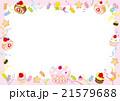 ベクター ケーキ スイーツのイラスト 21579688