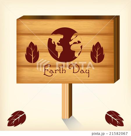 earth dayのイラスト素材 [21582067] - PIXTA