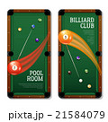 Billiards Banners Set  21584079