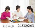 刺繍 21589203