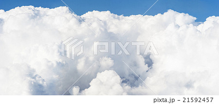 大きな雲 21592457