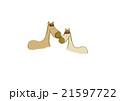 男の子 馬 女の子 馬 21597722