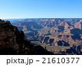 快晴のグランドキャニオンの絶景 アメリカ アリゾナ 21610377
