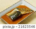 鯖の味噌煮 煮魚 鯖の写真 21623546