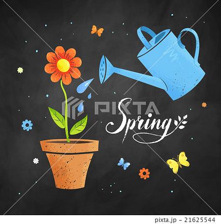 Gardening vector illustration 21625544