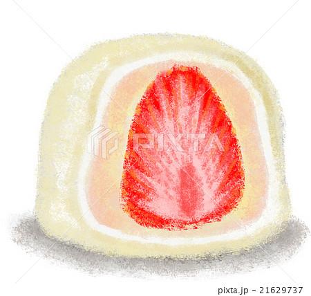 イチゴ大福 21629737
