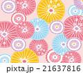 傘 和柄 柄のイラスト 21637816