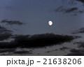 moon in the sky   21638206