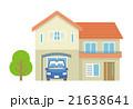 2階建の家【建物・シリーズ】 21638641