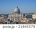 バチカン市国 世界遺産 歴史的建造物の写真 21645579