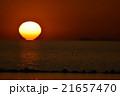 瀬戸の落日 perming 日本の風景写真素材 21657470